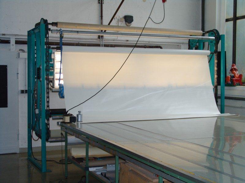 ECE Industrievorhänge